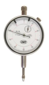 Bild einer Präzisions-Messuhr 0-10 mm, stoßgeschützt